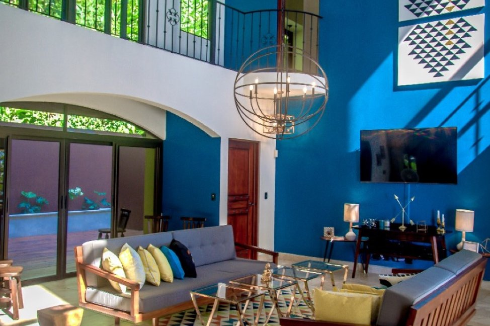 4367C 1.2 Acre Ocean View Home In Ayacucho Dominical 21